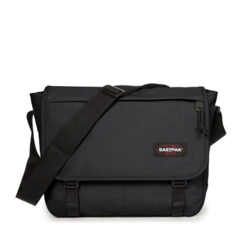 Eastpak Delegate + 20L Shoulder Bag – Black