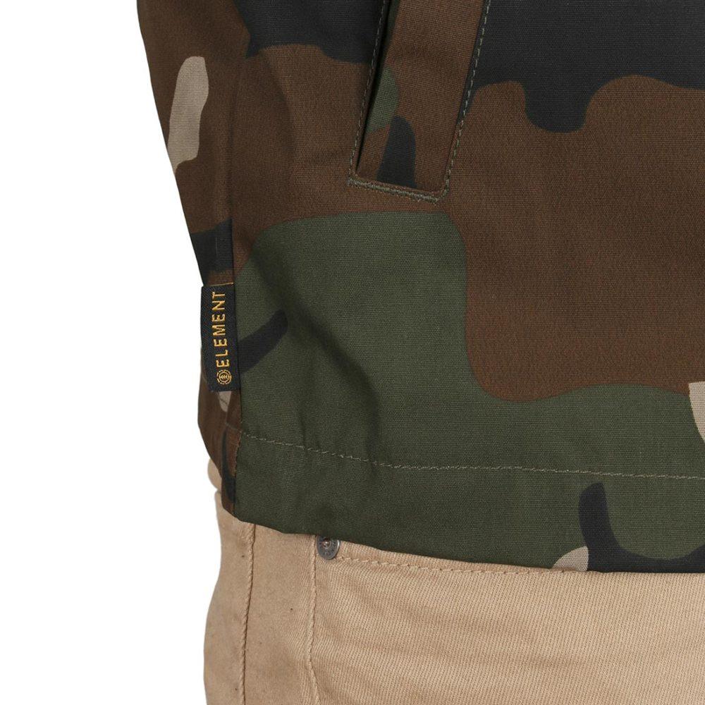 Element Alder Light 2 Tone Jacket – Camo