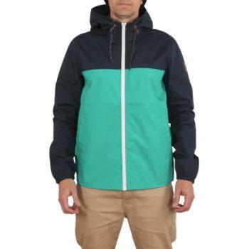 Element Alder Light 2 Tone Jacket – Dynasty Green