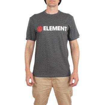 Element Blazin S/S T-Shirt – Charcoal Heather