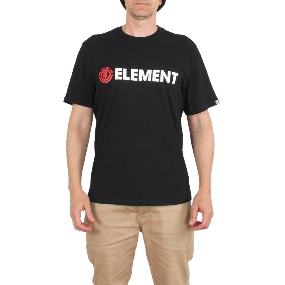 Element Blazin S/S T-Shirt – Flint Black