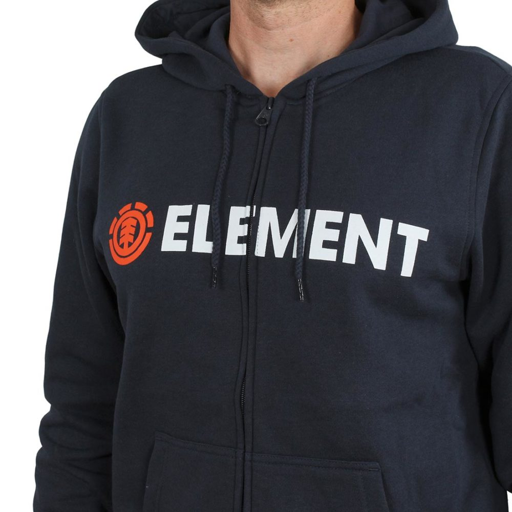 Element Blazin Zip Hoodie – Eclipse Navy