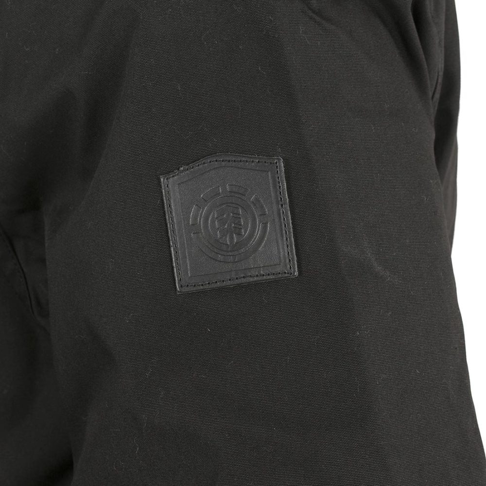 Element Dulcey Light Jacket – Flint Black (SS19)