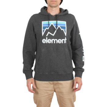 Element Joint Hoodie – Charcoal Heather