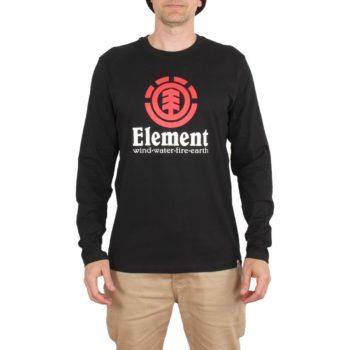 Element Vertical L/S T-Shirt – Flint Black (SS19)