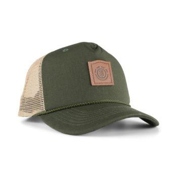 Element Wolfeboro Trucker Cap – Olive Drab
