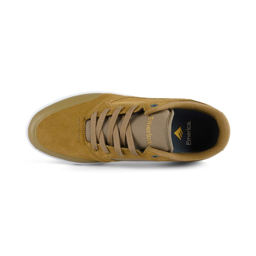 Emerica Dissent Shoes – Khaki
