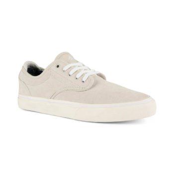 Emerica Wino G6 Shoes – White / White / White