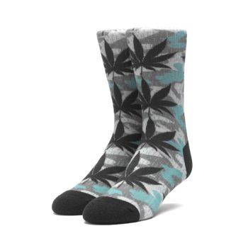 HUF Digital Camo Plantlife Crew Socks - Camo