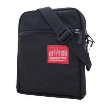 Manhattan Portage City Lights 1.8L Messenger Bag - Black