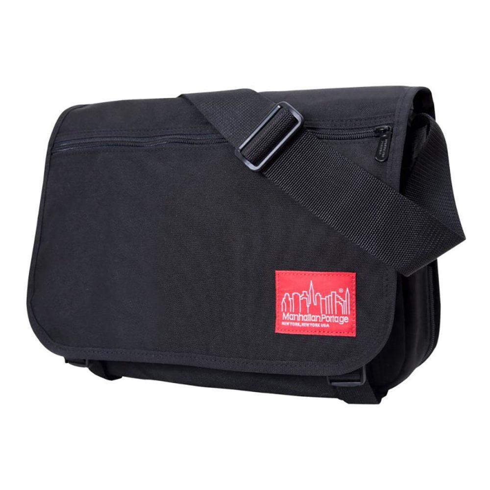 Manhattan Portage Europa 9L Messenger Bag - Black