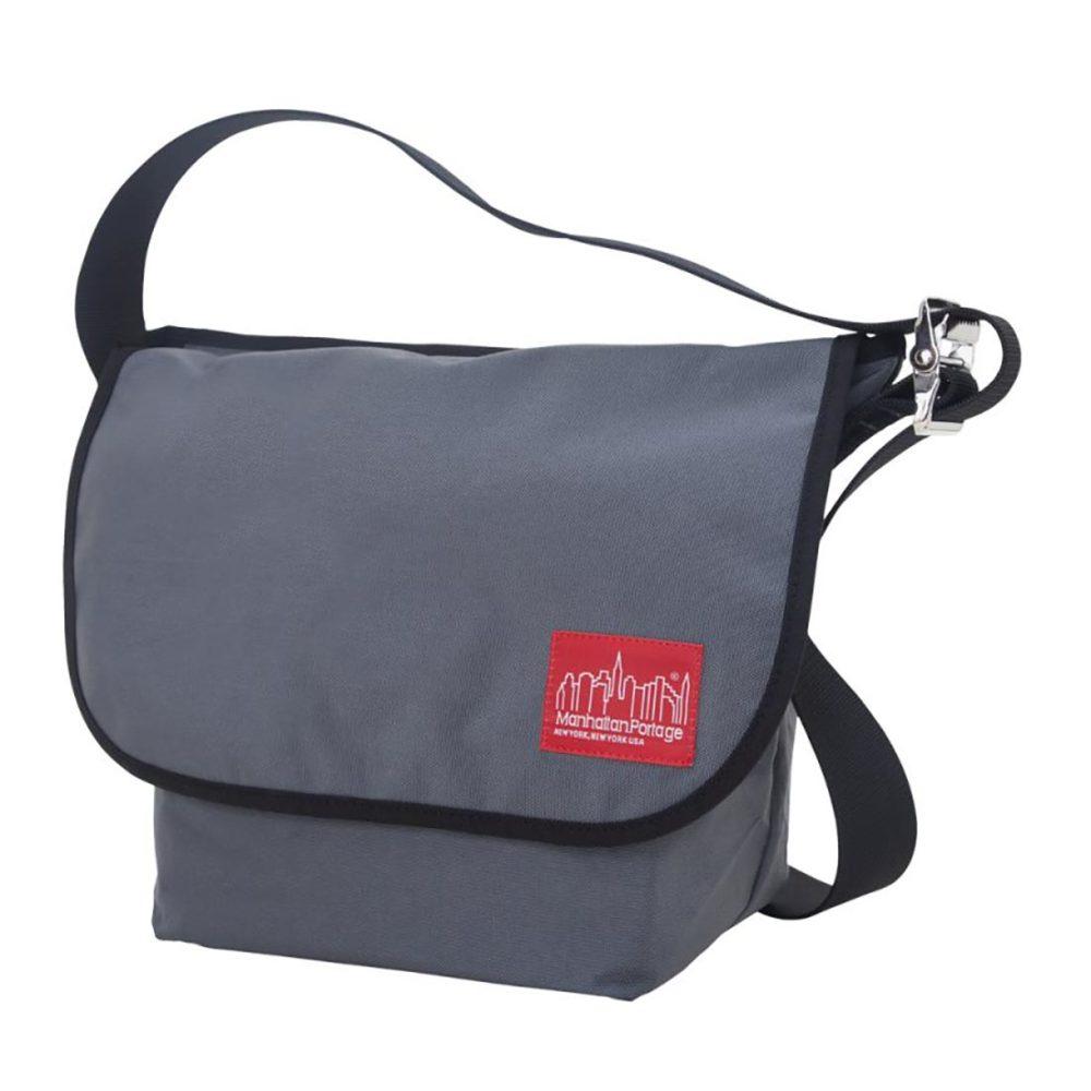 Manhattan Portage Vintage MD 14.4L Messenger Bag - Grey