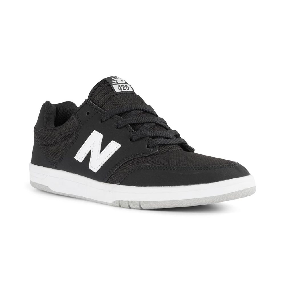 New Balance All Coasts 425 Shoes - Black / White
