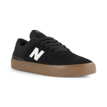 New Balance Numeric 379 Shoes - Black / Gum