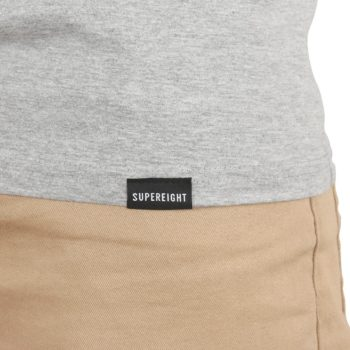 Supereight Supply Co Outlaw S/S T-Shirt – Athletic Heather