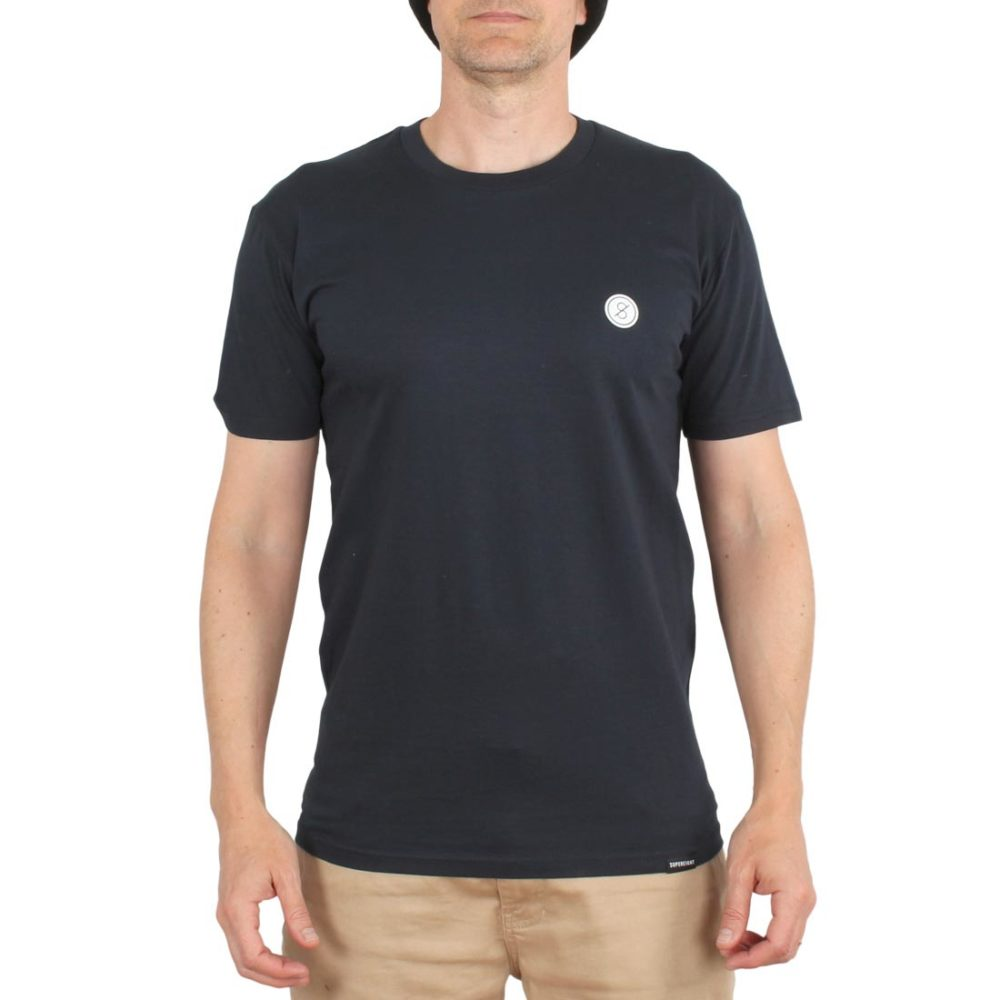 Supereight Supply Co Outlaw S/S T-Shirt – Navy