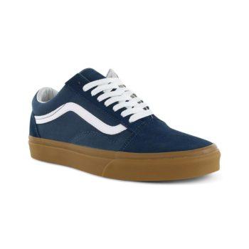 Vans Old Skool Skate Shoes – Reflecting Pond / Gum