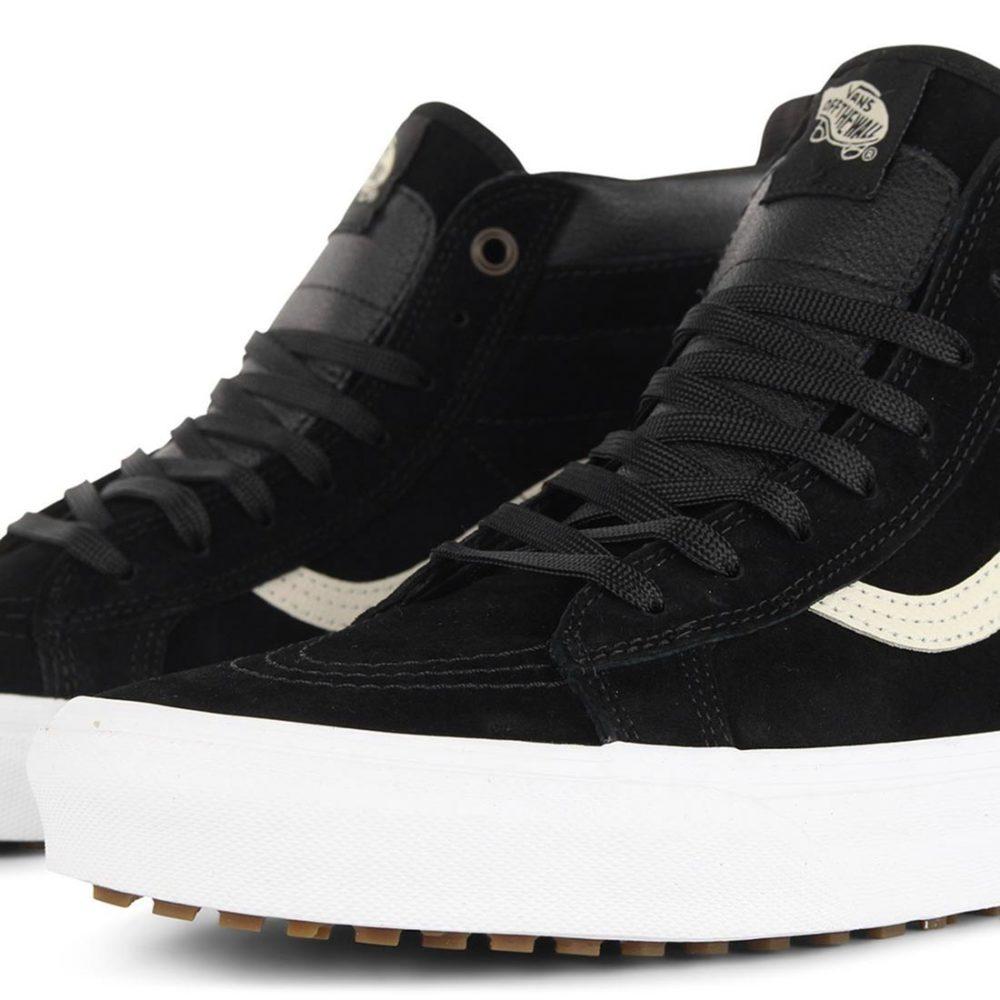 Vans Sk8 Hi MTE Shoes - Black / Night