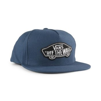Vans Classic Patch Snapback Hat - Gibraltar Sea