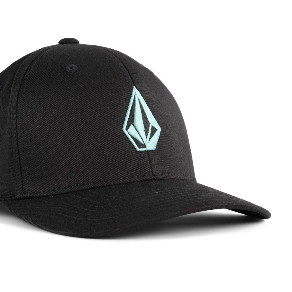 Volcom Full Stone XFit Flexfit Cap - Agave
