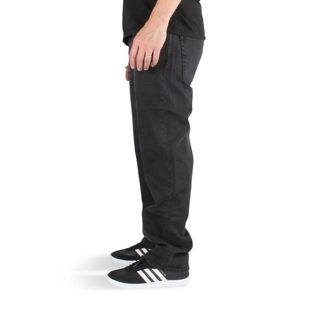 Volcom Solver Denim Jeans - Ink Black