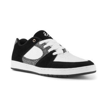 eS Accel Slim Shoes – Black / Grey / White