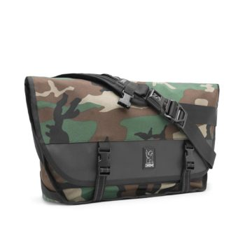 Chrome Citizen 26L Messenger Woodland Camo