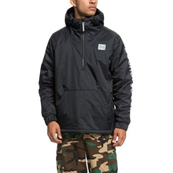 DC Shoes Bolam Anorak Jacket Black