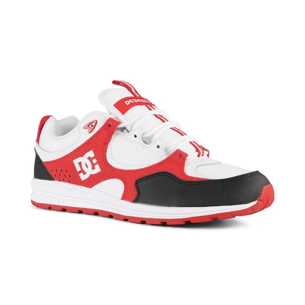 DC Shoes Kalis Lite Black White Red