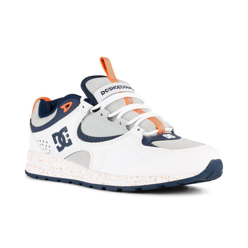 DC Shoes Kalis Lite SE White Grey