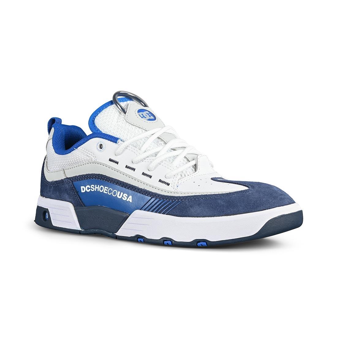 DC Shoes Legacy 98 Slim - White / Blue