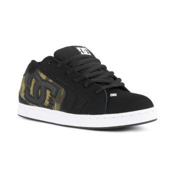 DC Shoes Net SE - Black / Camo Print