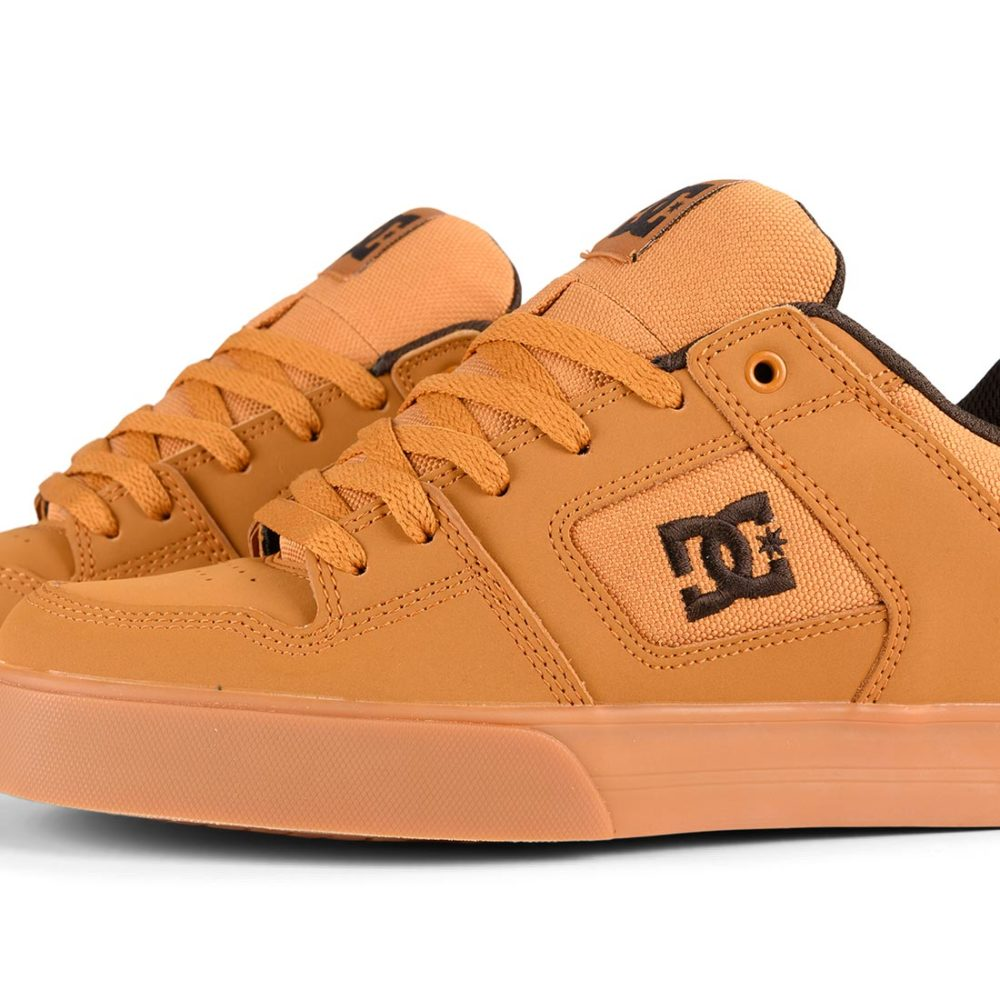 DC Shoes Pure Light Brown