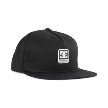 DC Shoes Snapdragger Snapback Black
