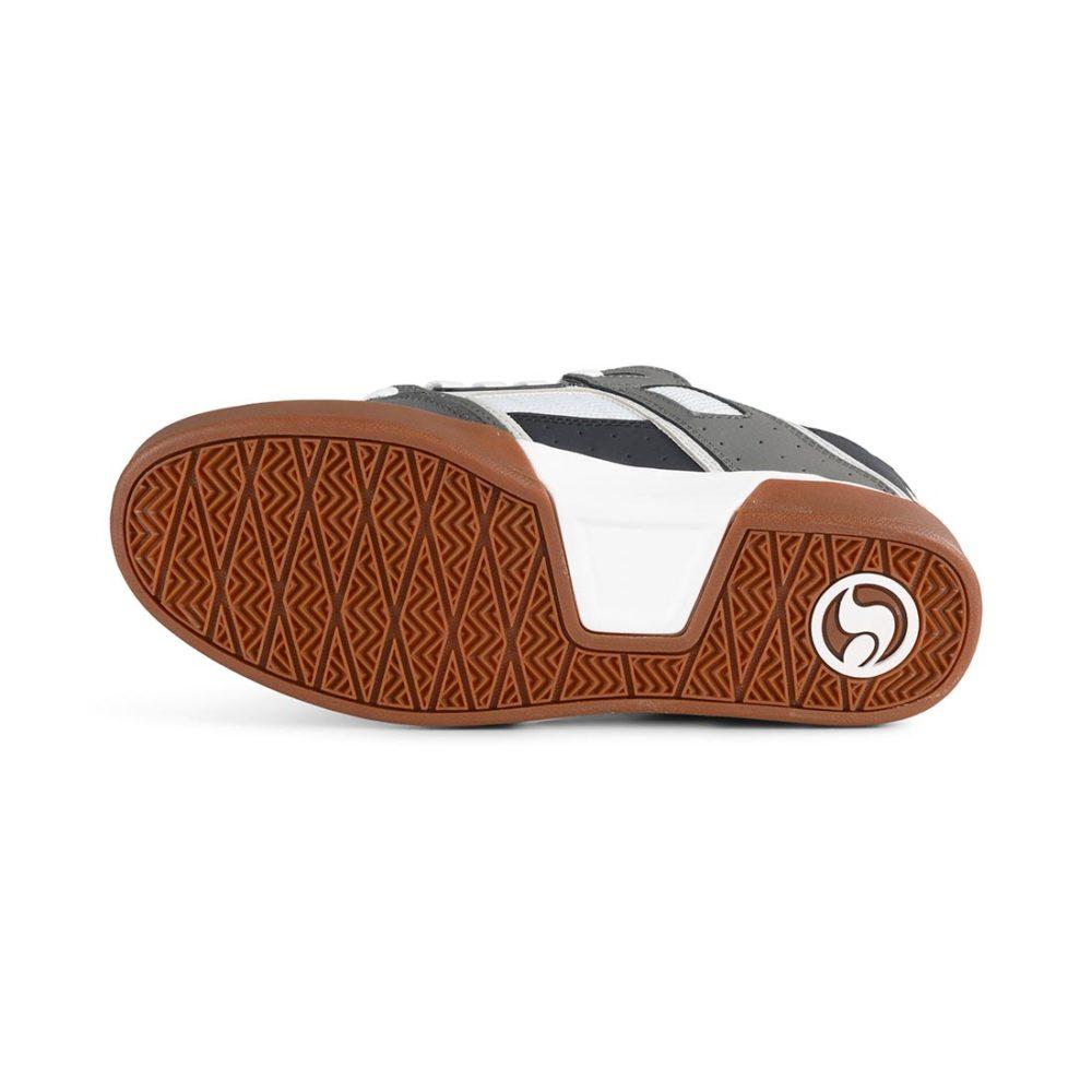 DVS Comanche 2.0+ Shoes White Grey Navy