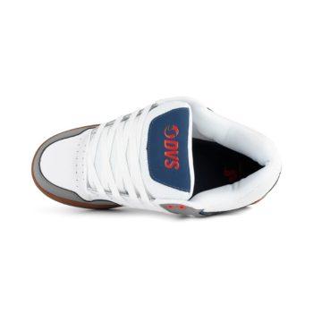 DVS Enduro 125 White Grey Blue Red