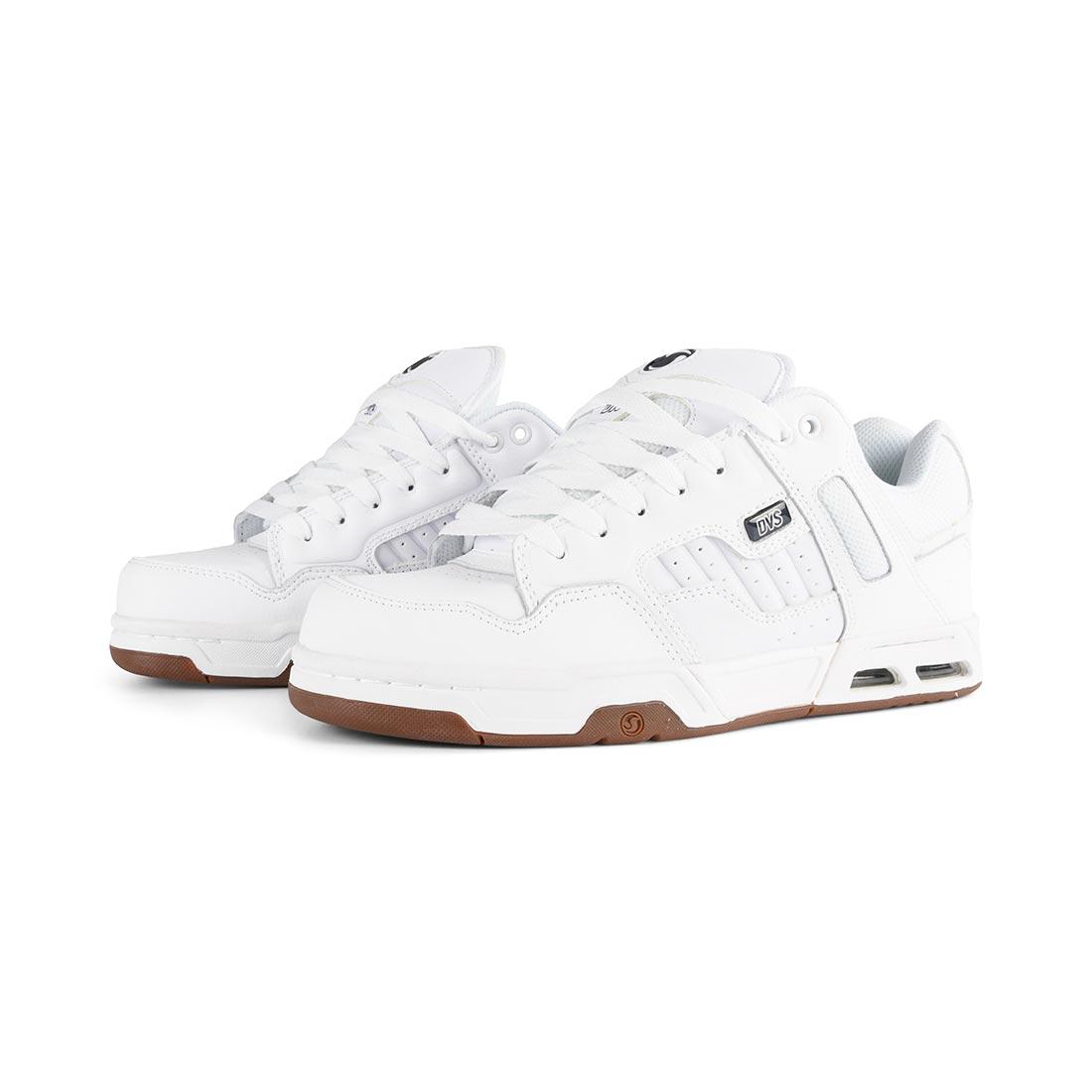 DVS Enduro Heir Shoes - White / Gum