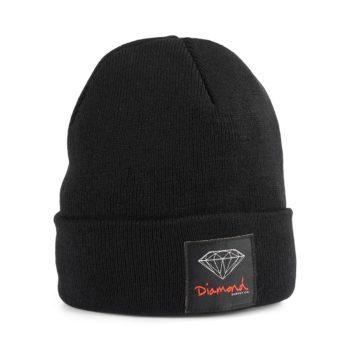 Diamond Supply Co OG Sign Beanie Black
