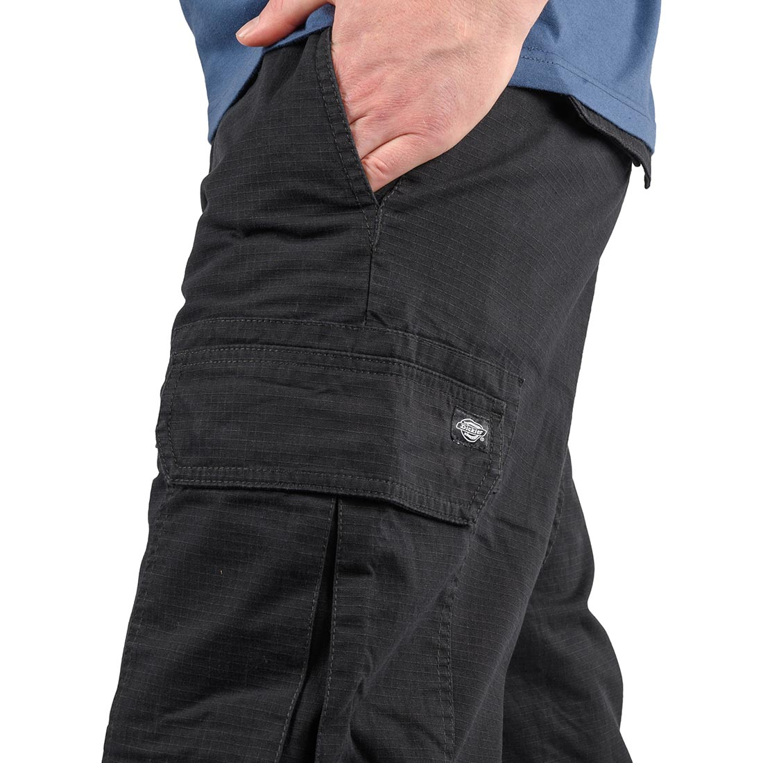 custom newest perfect quality Dickies New York Cargo Pant - Black | Supereight.net