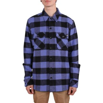 Dickies Sacramento L/S Shirt - Dusted Lilac