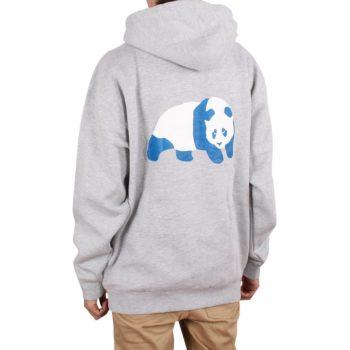 Enjoi Skateboards Classic Panda Pullover Hoodie - Grey / Heather