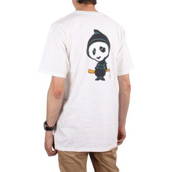 Enjoi Skateboards Invasion S/S T-Shirt - White