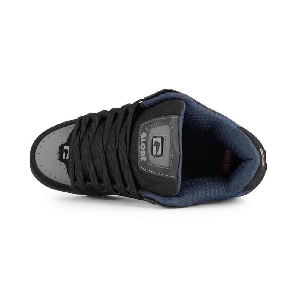 Globe Tilt Black Blue Knit Gum