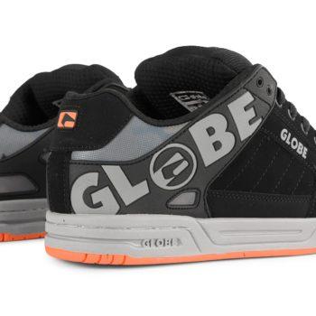 Globe Tilt Black Grey Orange