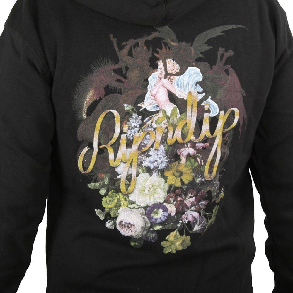 RIPNDIP Angel & Devil Pullover Hoodie - Black