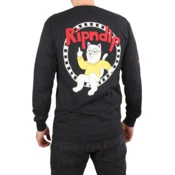 RIPNDIP Narthur L/S T-Shirt - Black