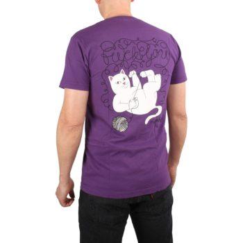 RIPNDIP Tangled S/S T-Shirt - Purple