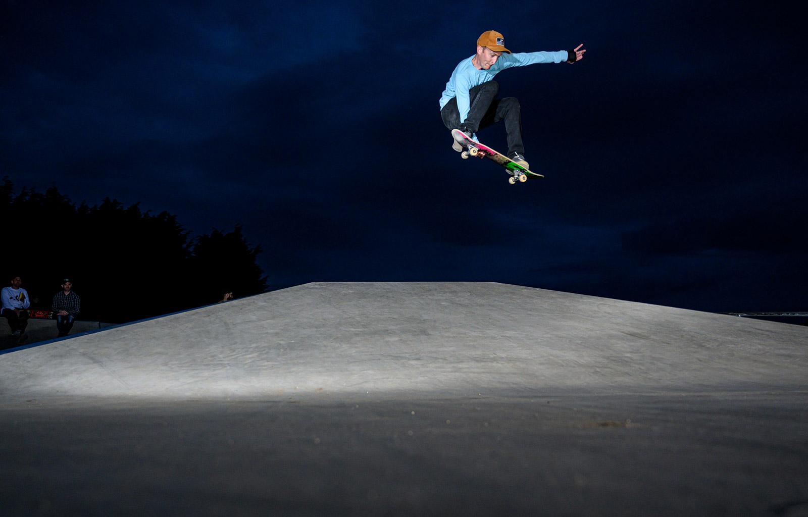 Lady Bay Skatepark - Rob Nelson Stalefish