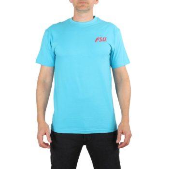 Santa Cruz FSU Hand S/S T-Shirt - Cyan