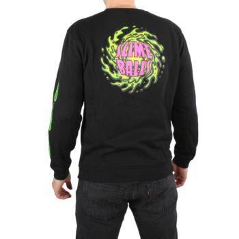 Santa Cruz N.B.N.G. Crew Sweater - Black